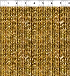 Our Autumn Friends Gold Weave